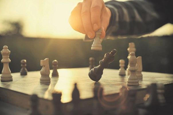משחק לחיים ולמוות. שחמט צילום אילוסטרציה: שאטרסטוק