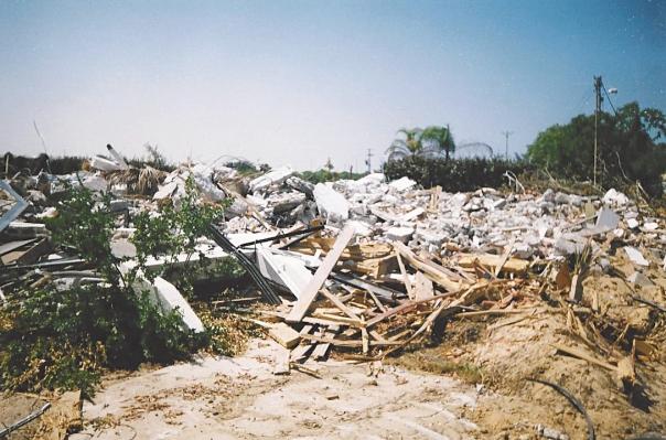 גני טל, אחרי ההרס