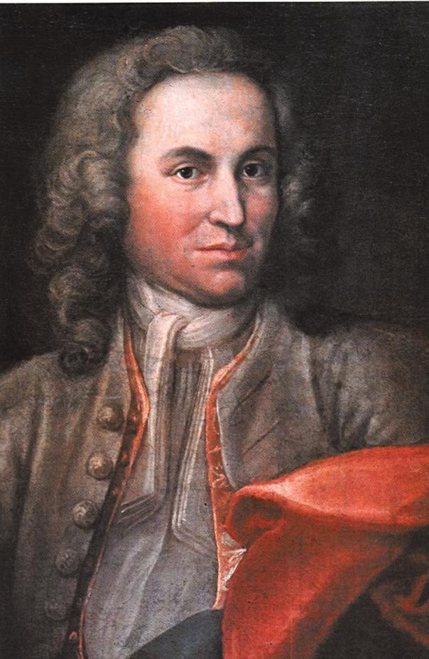 סיפורו האישי מובא בפירוט וכתוב נפלא. יוהן סבסטיאן באך בציור של יוהאן ארנסט ינטש, 1715