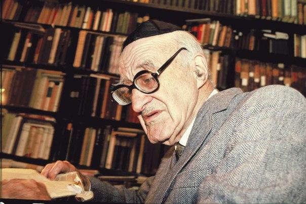 לא לימד את הגותו האישית באוניברסיטה,  ישעיהו ליבוביץ' צילום: משה שי, פלאש  90
