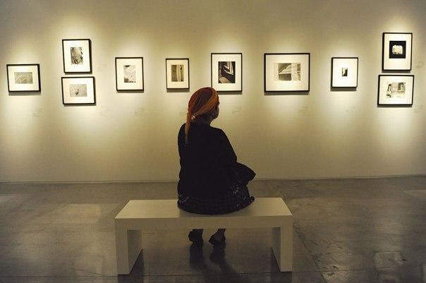 מה יעשה אמן כשהוא מתבונן אל תוכו, ופוגש גם את הכיעור והייאוש המתחוללים בו? תערוכה במוזיאון ישראל צילום: סוזנה ינקו, פלאש 90