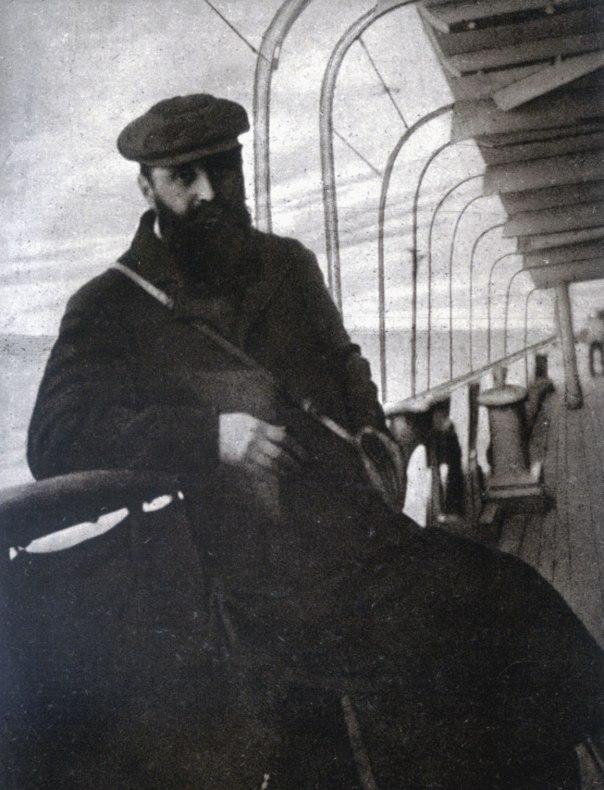 מבחינת אנשי היישוב הישן בירושלים הוא היה בבחינת מוקצה מחמת מיאוס. הרצל בדרכו לארץ ישראל, 1898