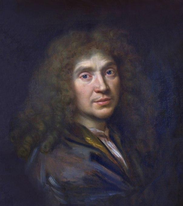 בחר בקריירה מפוקפקת של איש התיאטרון. מולייר, פייר מיניאר, 1658