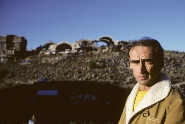 האם למפעל חייו יהיה המשך? פאולו סולרי באקרוסנטי צילום: גטי אימג'ס