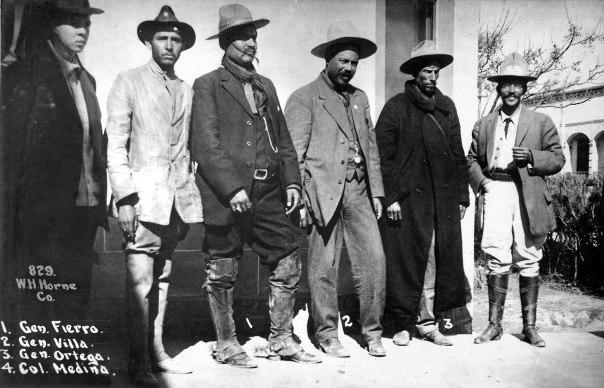"""""""המהפכה היא הוריקן"""". מורדים במהלך המהפכה המקסיקנית, 1913"""