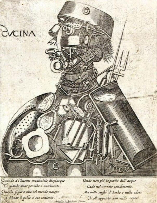 """ה""""טכנולוציה"""" רוצה לחסל את השליטה האנושית בעולם. דגם האדם הביוני, 1569"""