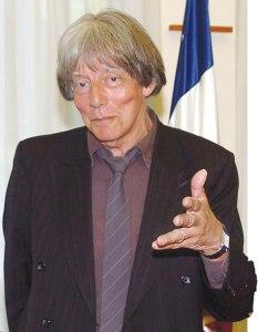 תמך בסרקוזי אך התאכזב ממנו במהלך הזמן. אנדרה גלוקסמן צילום: אי.פי.אי
