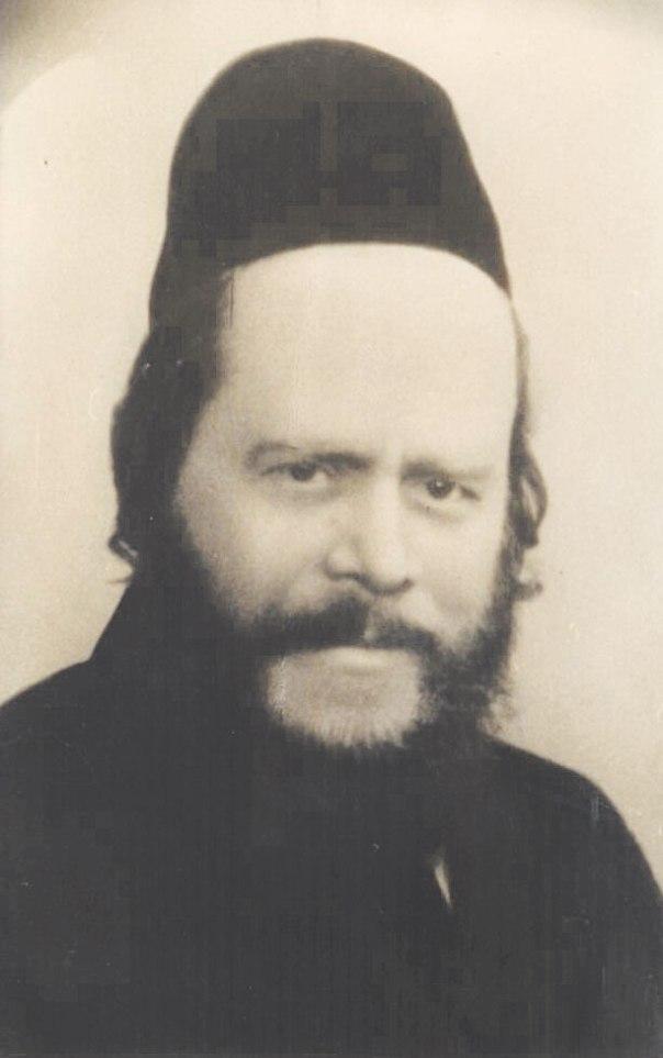 הרב שלמה זאב ברין, בתמונה שצולמה באנטוורפן, 1935                צילומים: באדיבות המשפחה