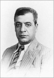 יצחק שמי , 1949 צילום: סלים תמרי