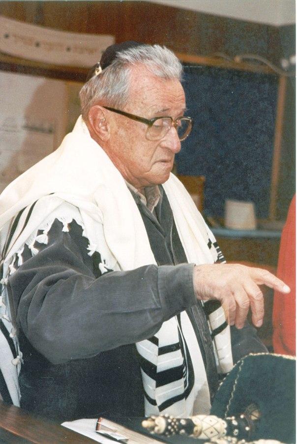 """""""אינני אורתודוקסי, אינני חילוני, אני יהודי!"""". מיכאל בהט צילום: באדיבות המשפחה"""