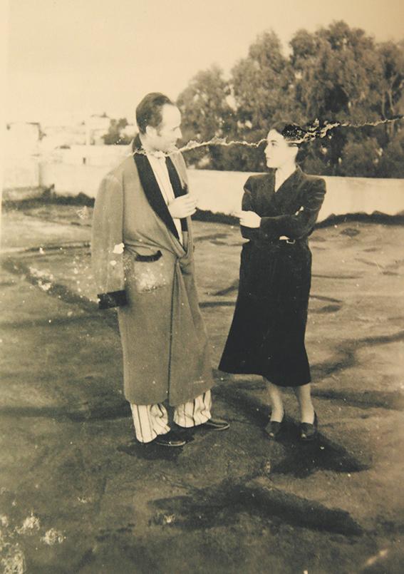 אלכסנדר פן עם ביתו זרובבלה ששונקין, אמו של פיין רפרודוקציה: מרים צחי