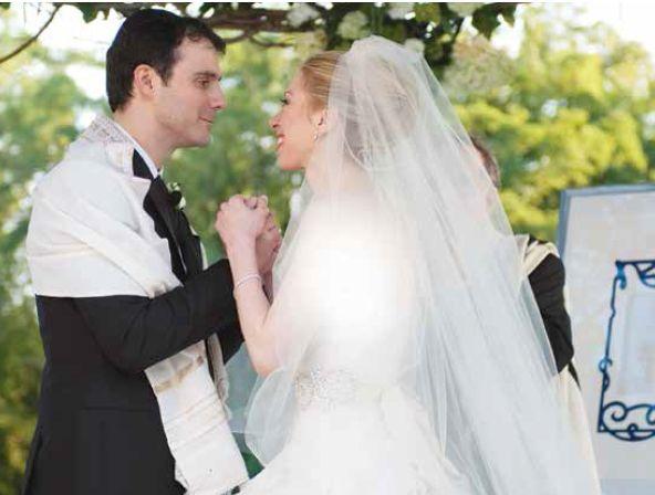 תהליכי התבוללות גואים, חתונת צ'לסי קלינטון ומארק מזוונסקי, ניו יורק, 2010,  צילום: גטי אימג'ס
