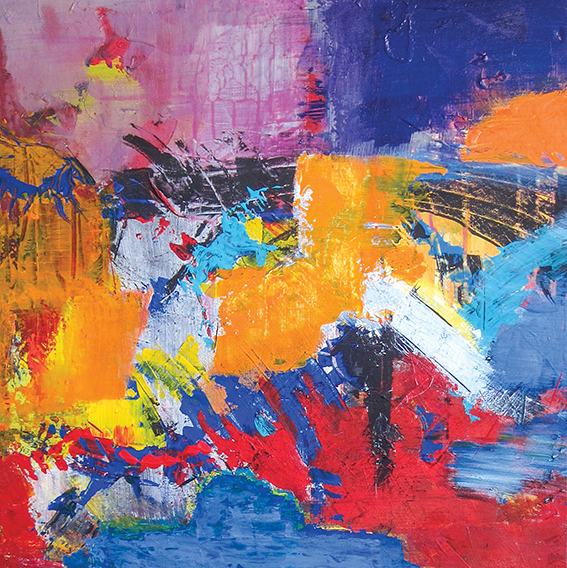 """רק בן החורין יכול להיות מצווה. שרון גרשמן, ללא כותרת, 2016. מתוך התערוכה """"מי לא משוגע"""", המוצגת בבית האמנים תל אביב צילום: אוהד פרח"""