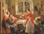 פגישהטעונהסביבשולחןהשבת| יעל מאלי