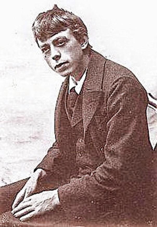 צעיר המחפש את דרכו בעולם. הסופר רוברט ואלזר (1956-1878) בנעוריו