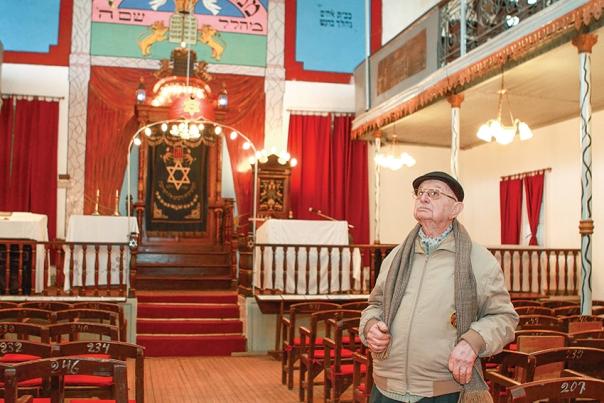 החרם לא התקבל על כלל הרבנים בארגנטינה. בית הכנסת בבסווילבסו, 2011