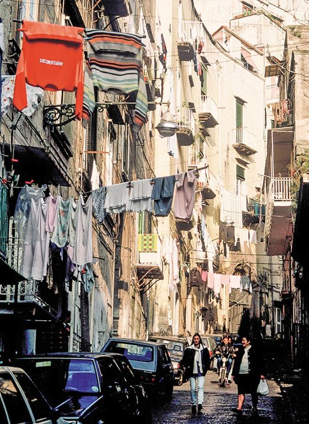 קשר בין עוני ובערות. נפולי צילום: גטי אימג'ס