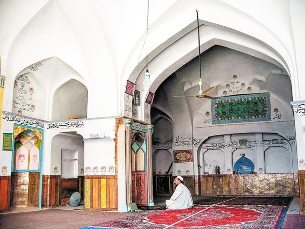 יהודי אחד נותר כיום באפגניסטאן. בית הכנסת היהודי בהראת, שמשמש כיום כמסגד צילומים: אי.פי.אי