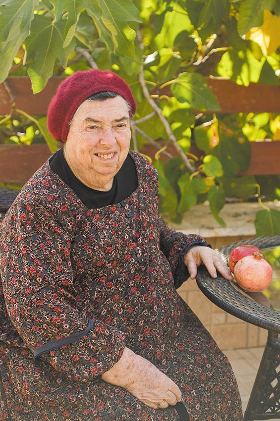 """""""להתחתן זה נס, אבל לא כולם רוצים ניסים"""". הרבנית רבקה שפירא צילום: צופיה לונסקי"""