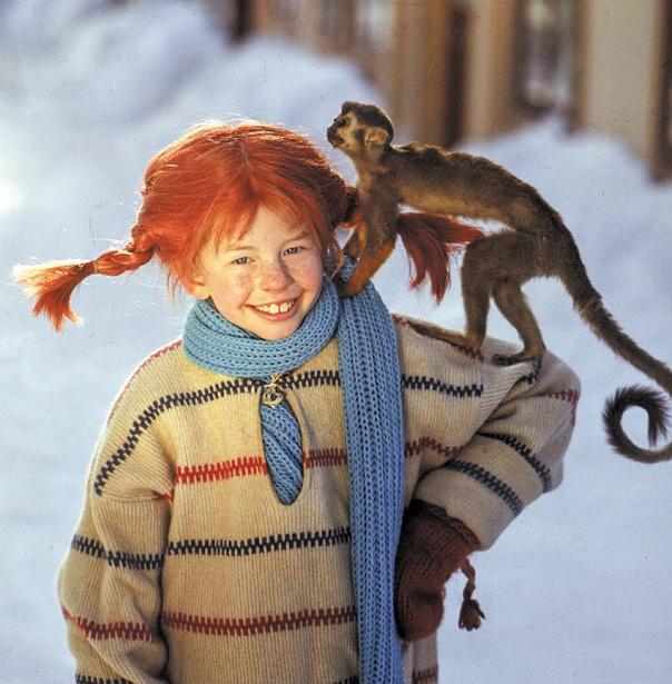 """""""אלו ספרים שמצליחים ליצור דמות של ילד שאפשר להזדהות איתה"""". דמותה של """"בילבי"""", יצירתה של אסטריד לינדגרן צילום: אי.פי.אי"""