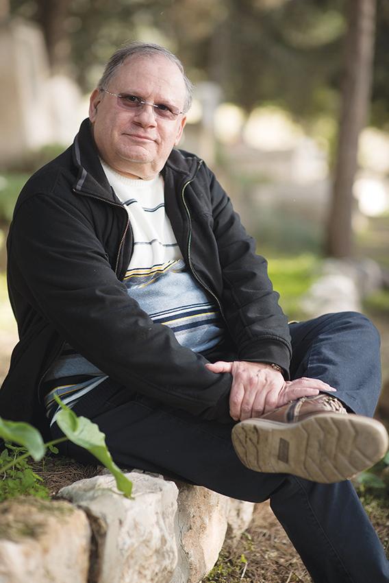"""החיים בנהלל היו מאוד לוחצים ותובעניים"""". אוריאל בן עמי. צילום: מורן מעיין"""