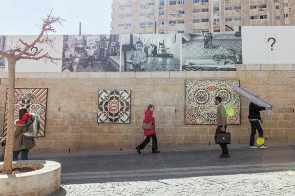 הפרויקט במדרחוב אגריפס